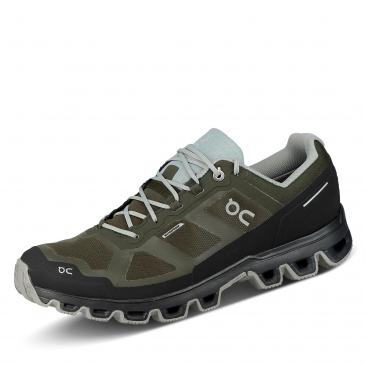 ON Cloudventure Waterproof Outdoorschuh - khaki/schwarz
