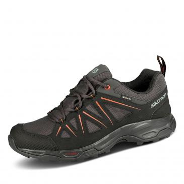 Salomon Tibai 2 GORE-TEX Wanderschuh - schwarz/orange