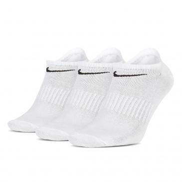 Nike Sneakersocken 3er Pack - 3x weiß