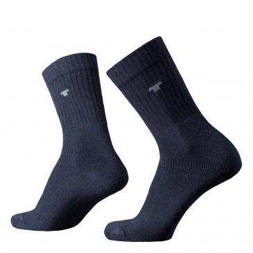 Tom Tailor Sportsocken 6er Pack - 6x dunkelblau