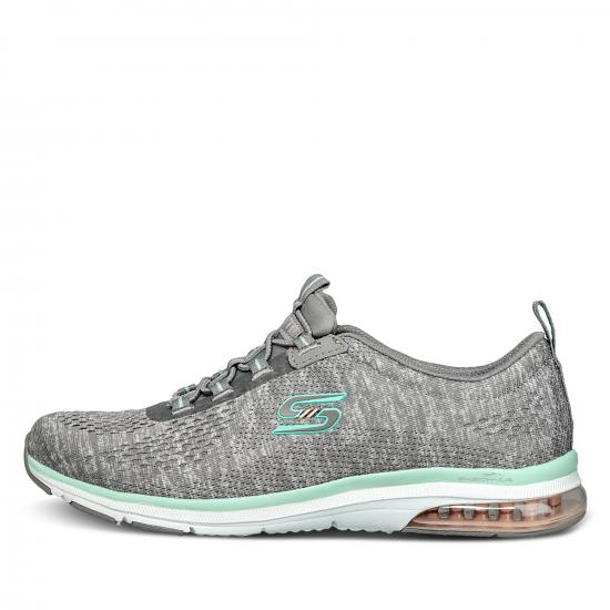 Skechers Skech-Air Sneaker - grau/mint